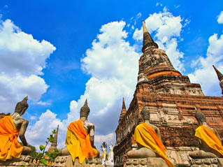 Tailândia, cultura, exotismo e natureza